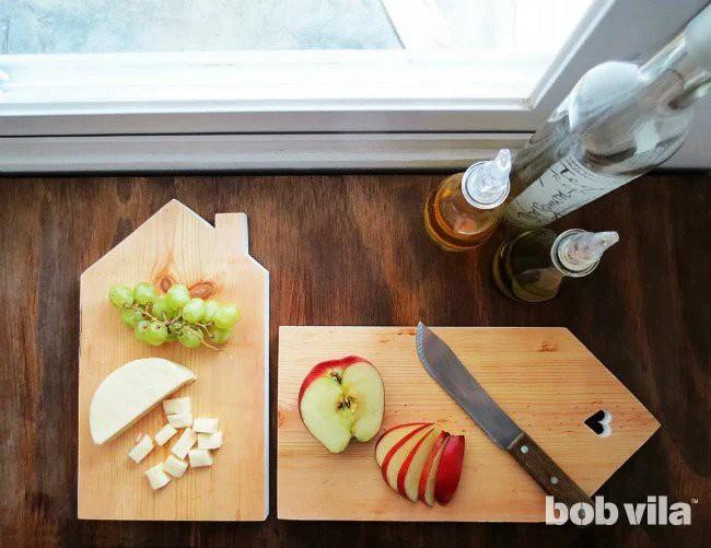 14. Fancy DIY Cutting Board