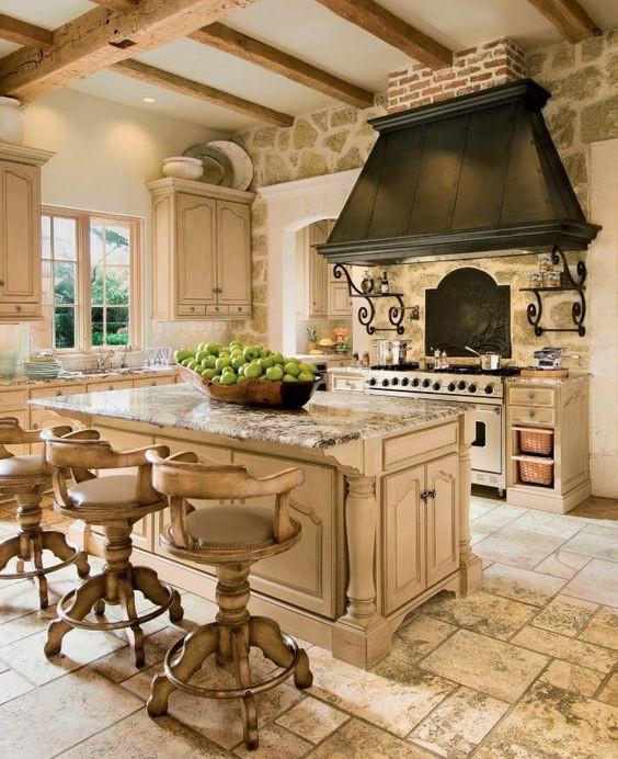 36 Mediterranean Kitchen Design to Redefine the Luxury of ...