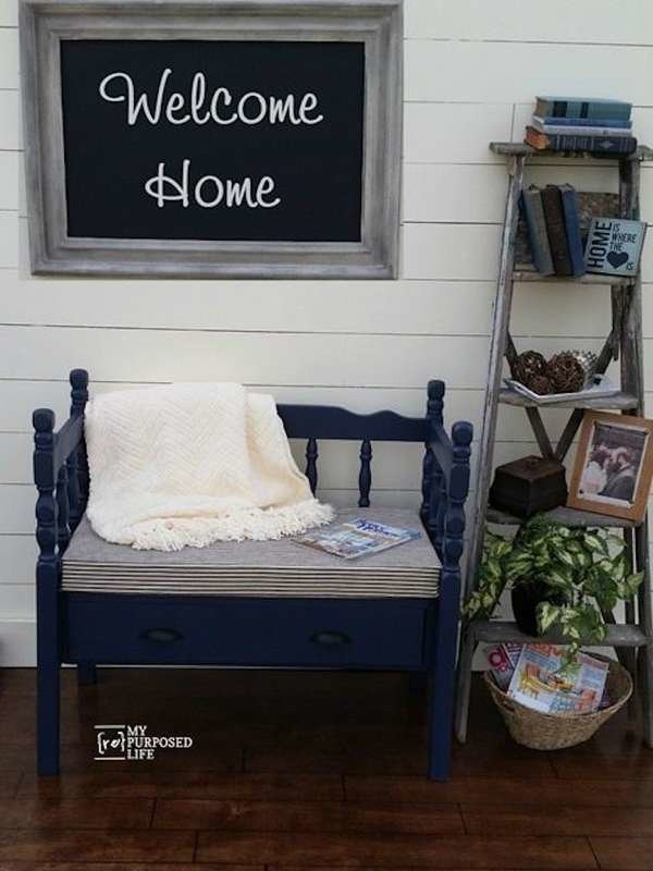 15. Small Size Kitchen Bench