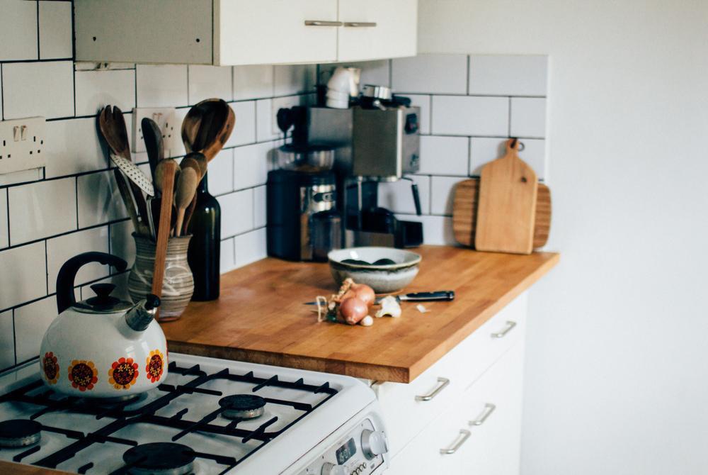 18. Complete DIY Rental Kitchen Modification