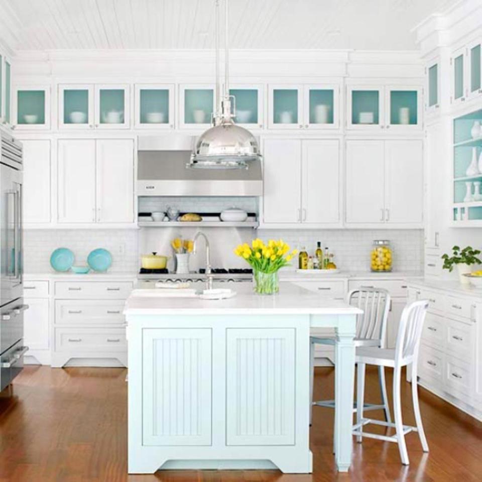 20. Coastal Kitchen
