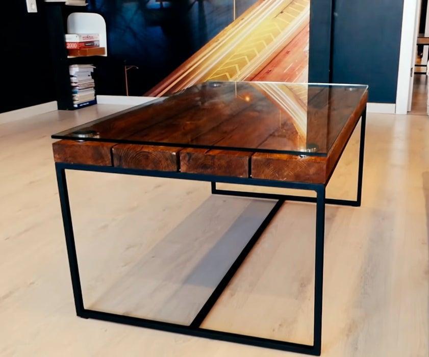 22. Simple DIY Coffee Table Ideas