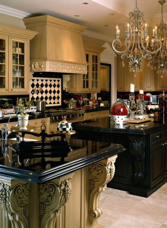 22.Gorgeous and Formal Luxury