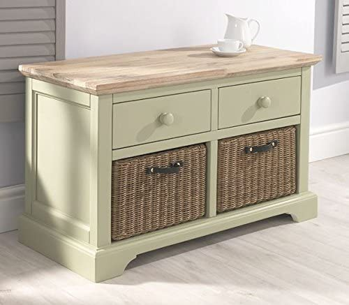 23. Florence Storage Bench For Kitchen