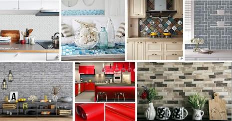 24 Kitchen Wallpaper Ideas