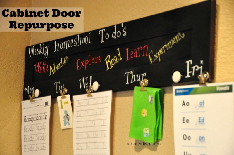 25. DIY Cabinet Door To-Do-List