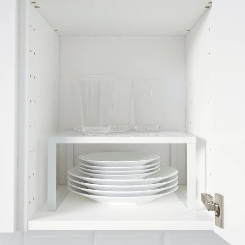 29. White Shelf Insert