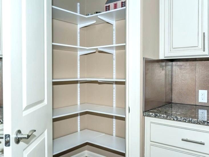 30. Kitchen Corner Pantry