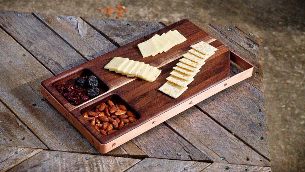 4. DIY Cutting And Serving Board