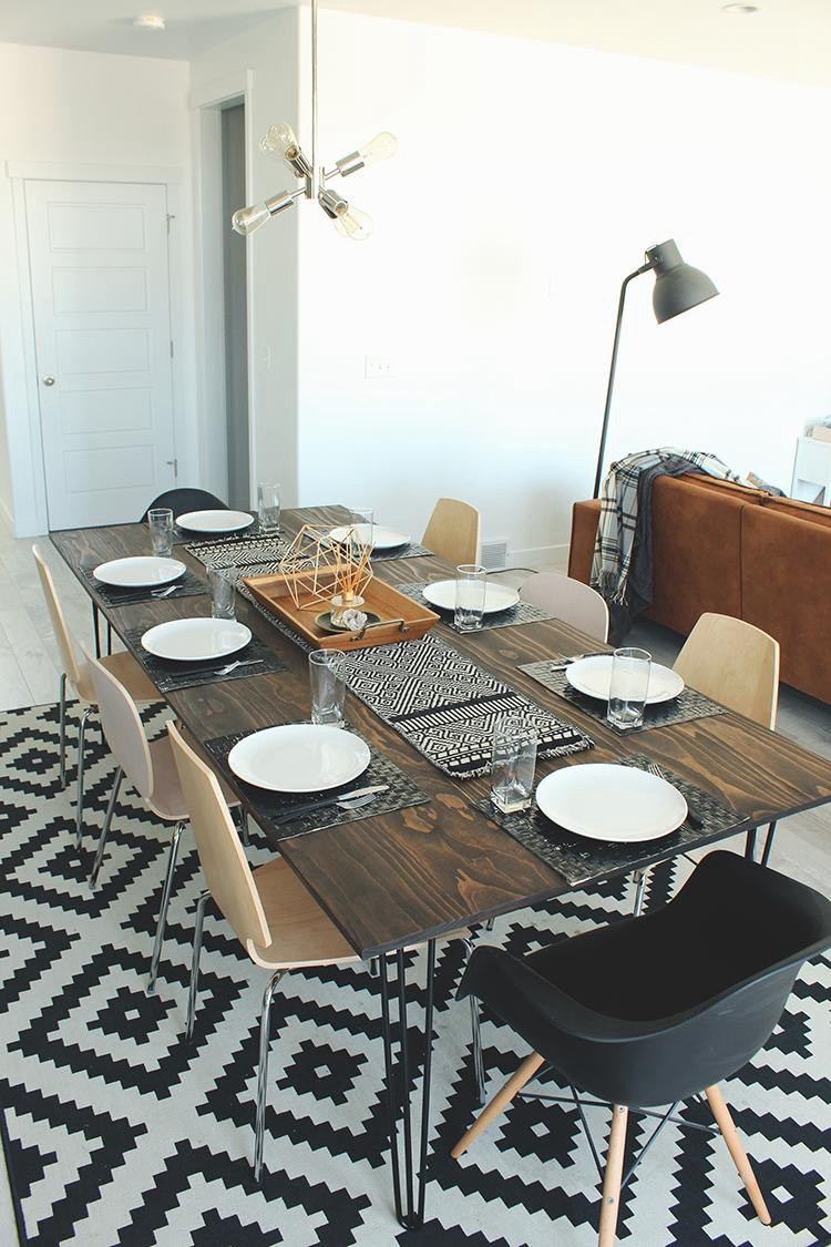 4. Low Budget Kitchen Table