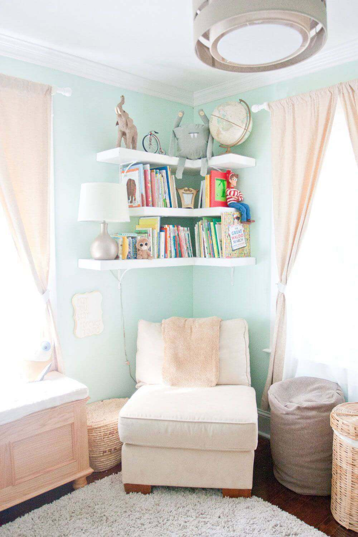 4. Wall Hanging Kitchen Corner Storage