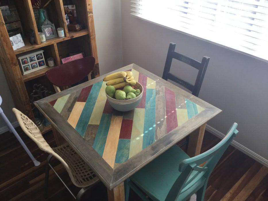 7. Small Dining Table DIY