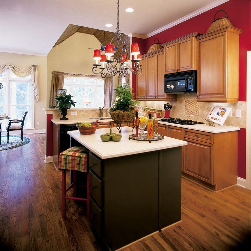 8. Christmas Kitchen Decor