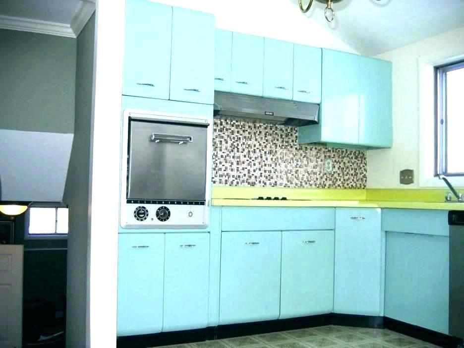 9. Light Teal Kitchen Decor