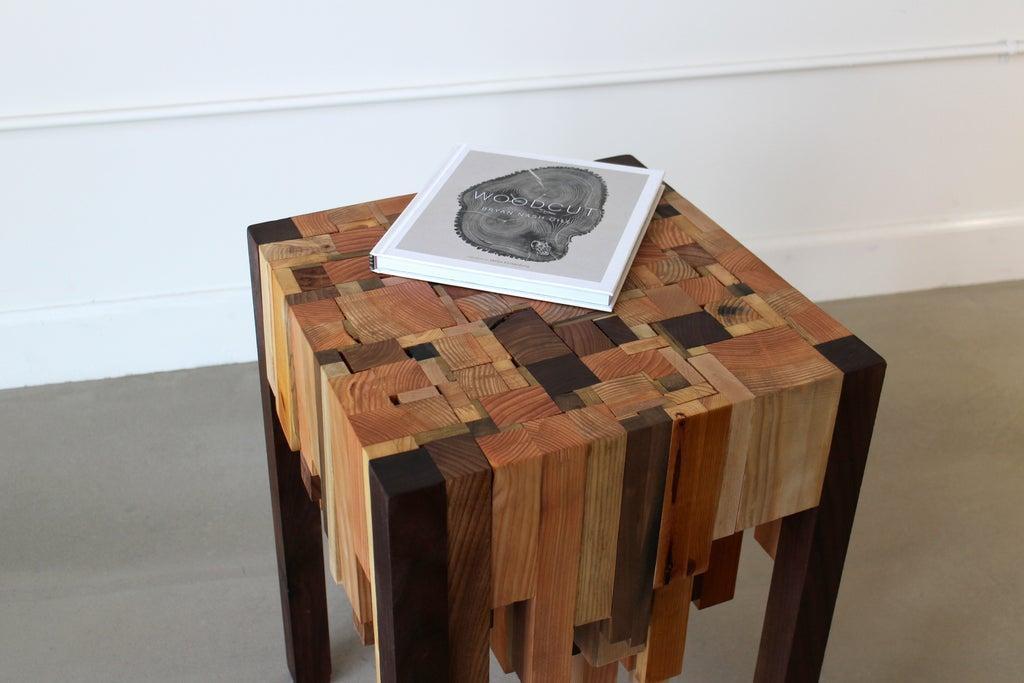 9. Scrap End Table DIY