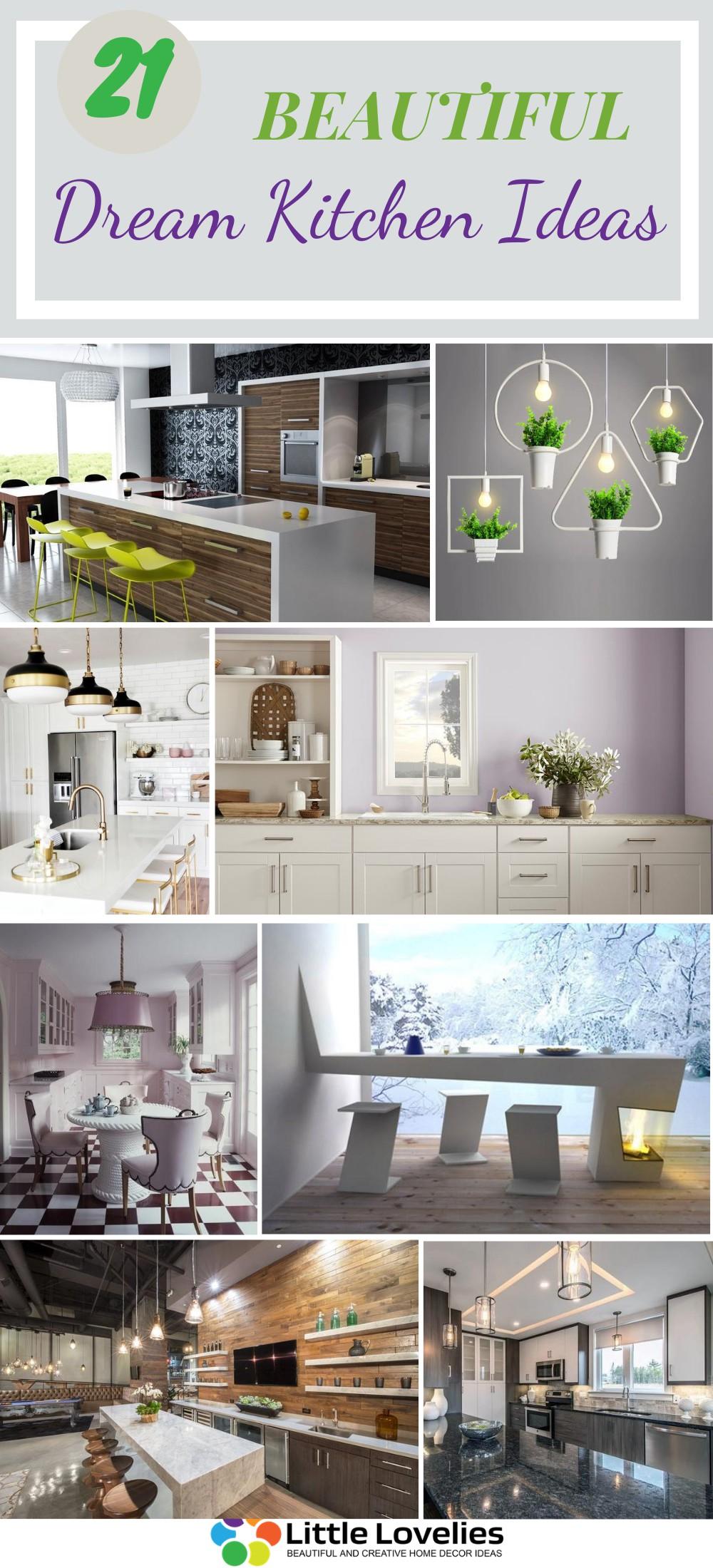 Best Dream Kitchen Ideas
