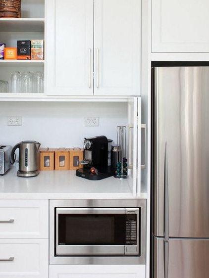 Best Kitchen Appliance Storage Ideas