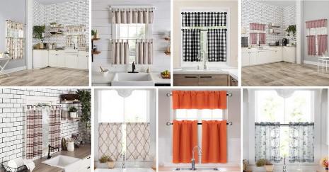 Best Kitchen Curtain Ideas