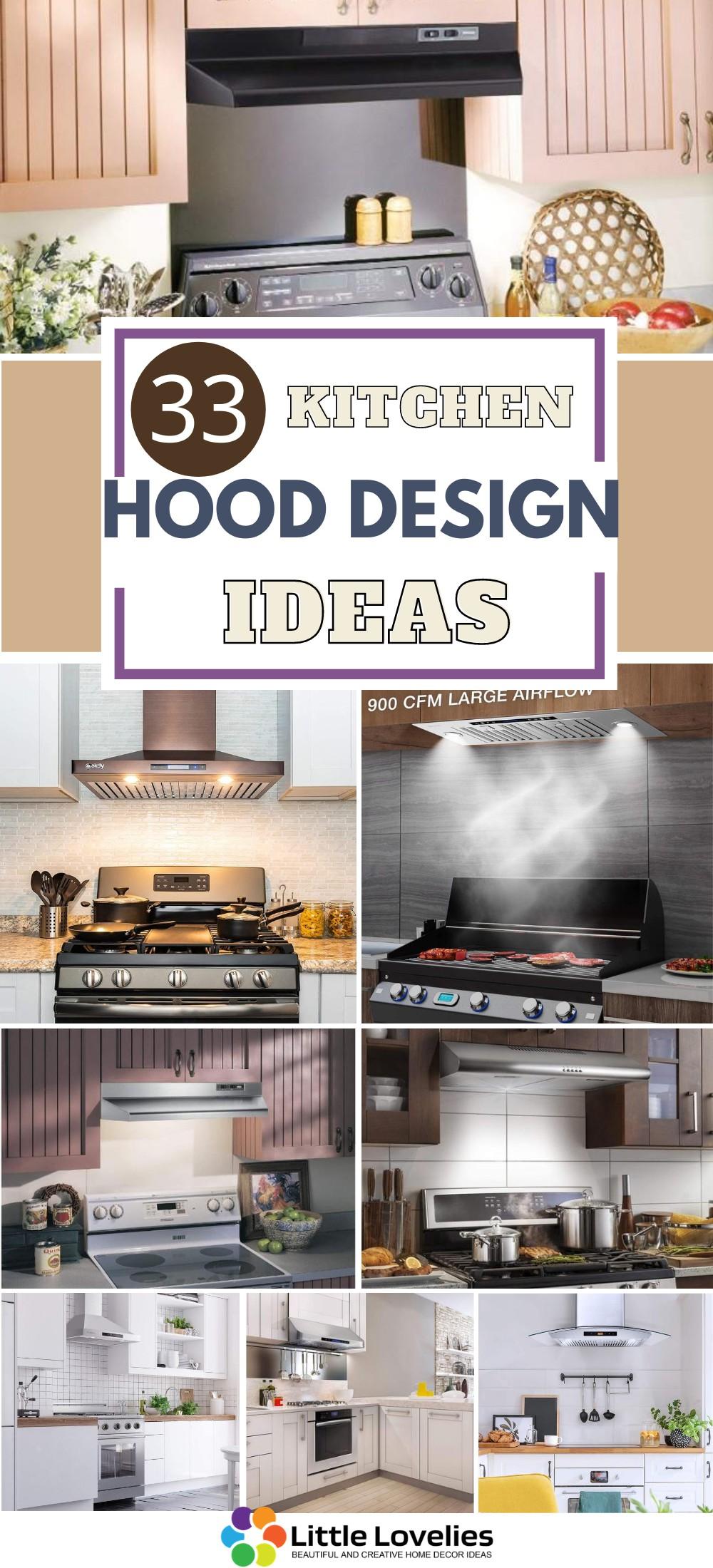 Best Kitchen Hood Design Ideas