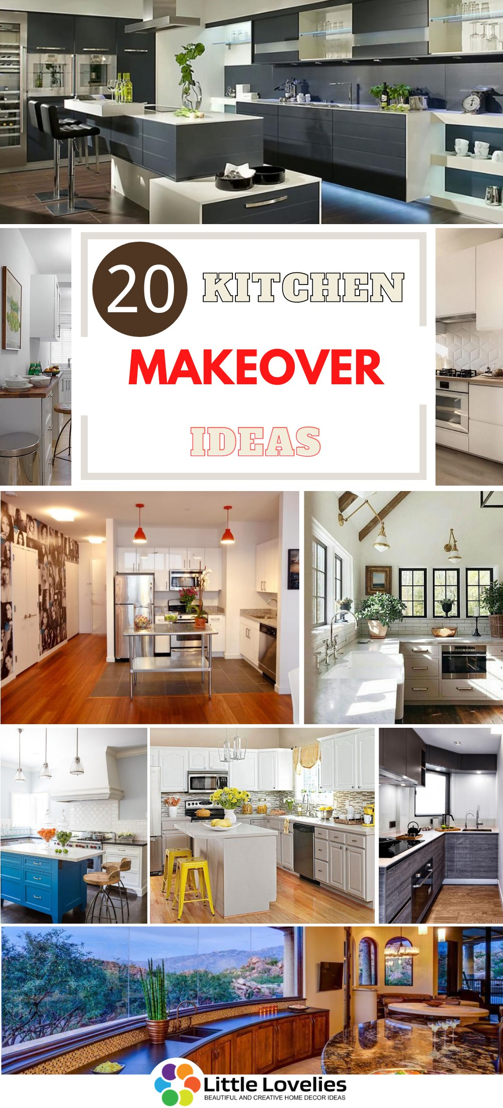 Best Kitchen Makeover Ideas