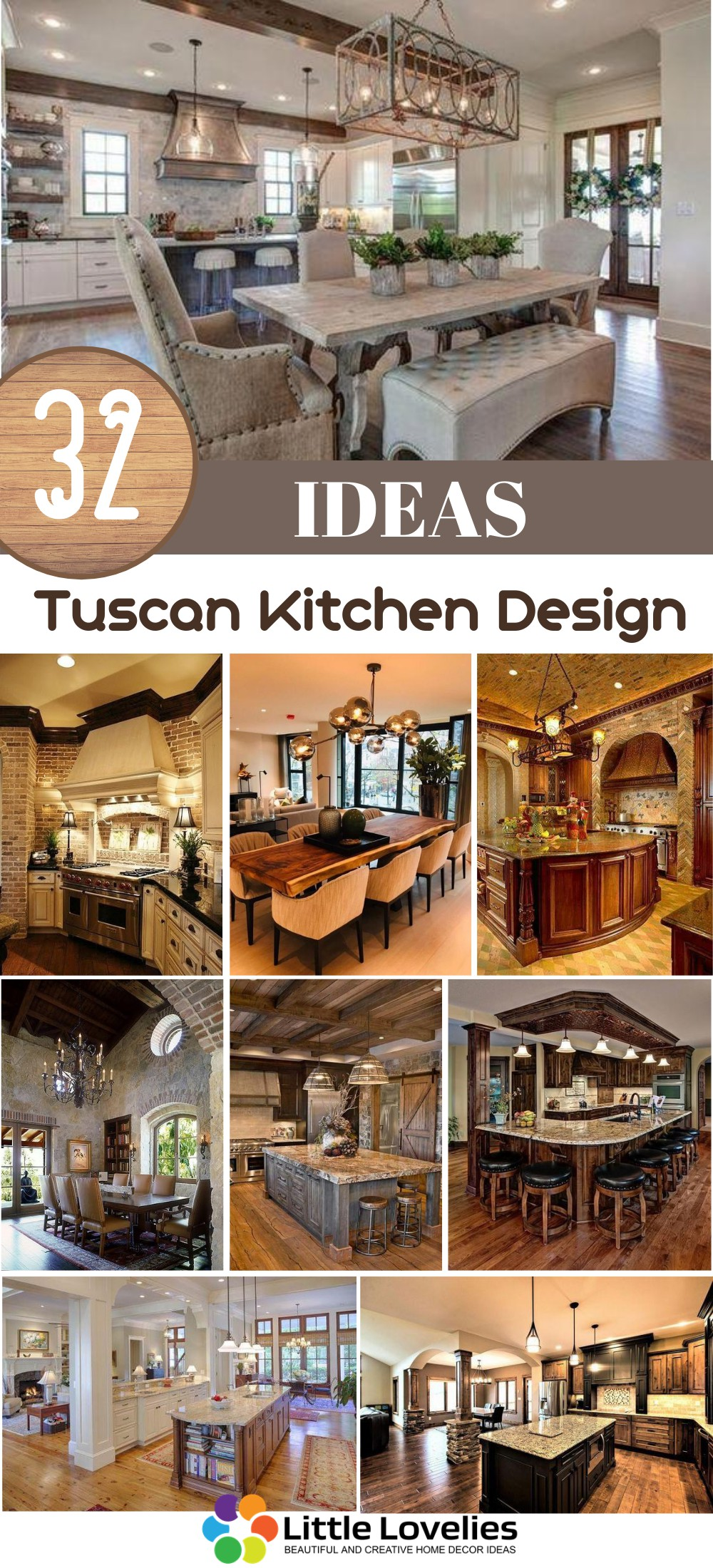 32 Tuscan Kitchen Designs Ideas You Will Love