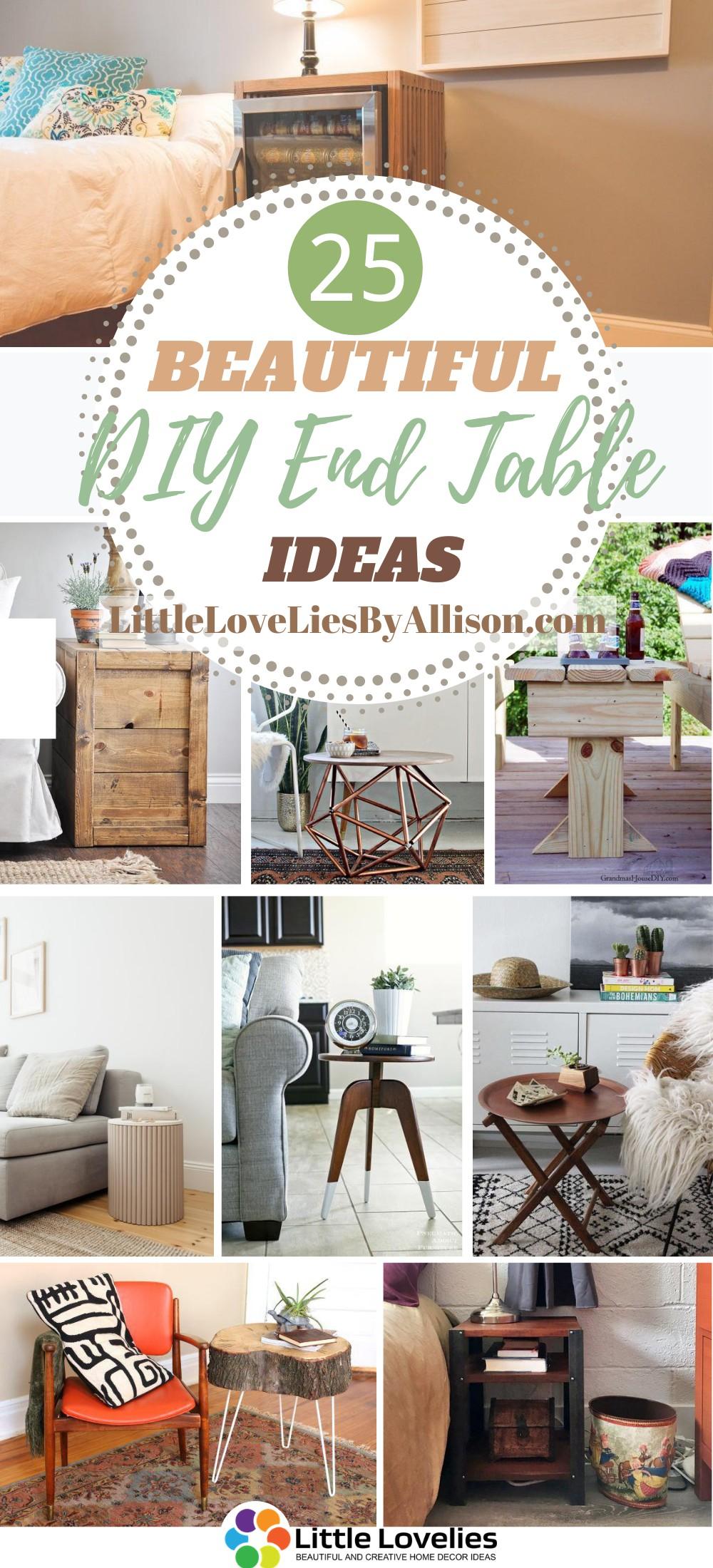 DIY-End-Table-Ideas