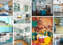 25 Teal Kitchen Decor Ideas – Decorating a Teal Kitchen