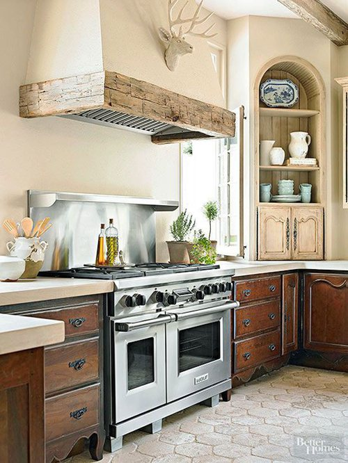 Tuscan Kitchen Designs Ideas
