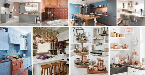 featured image Copper Kitchen Decor Ideas