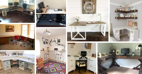 featured image DIY Corner Desk Ideas