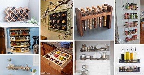 featured-image-DIY Spice Rack Ideas