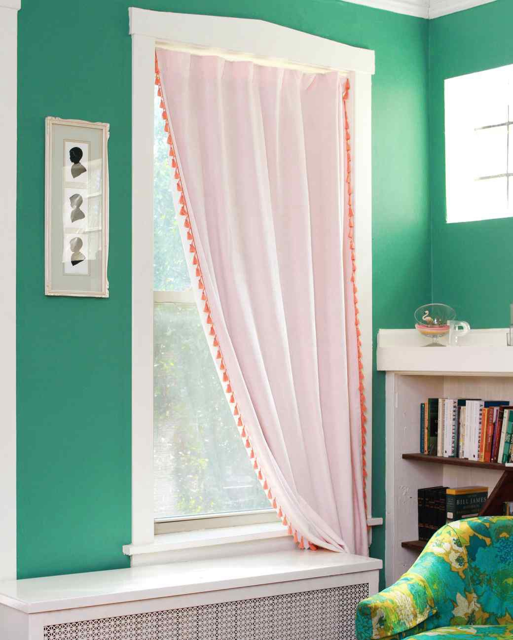 10. No-Sew Blackout Curtains