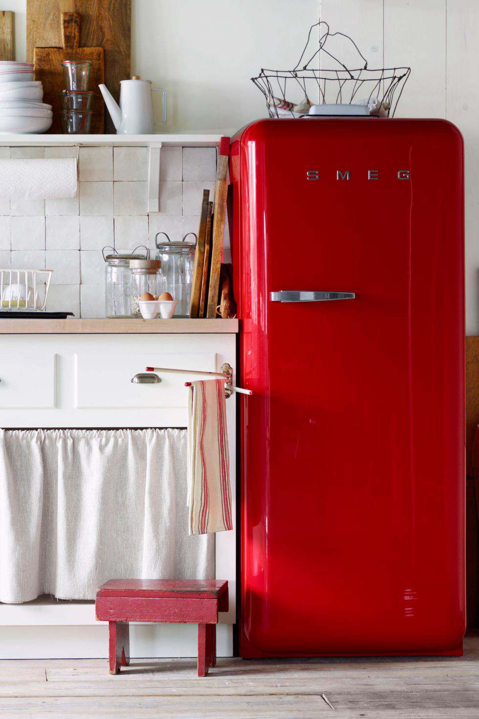 10. Vintage Appliances