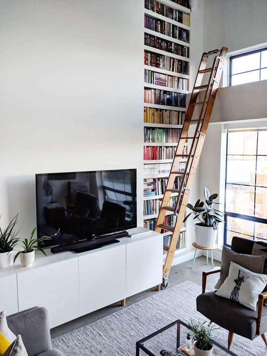 12. Scandinavian Modern Sideboard DIY