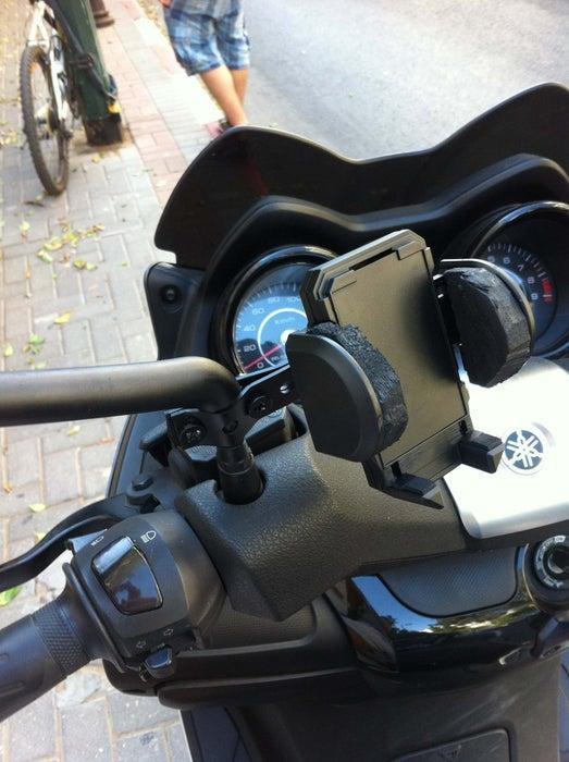 13. iPhone Bike Stand