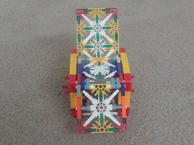 14. DIY Knex Recliner Toy
