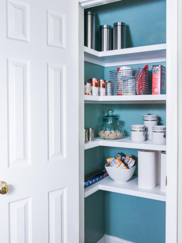 14. How To Replace Pantry Shelving