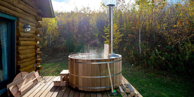 15. How To Build A Wood Fired Hot Tub