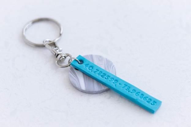 15. How To Make A Sentimental Keychain