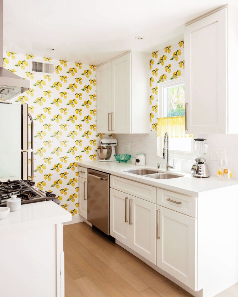 25 lemon kitchen decor ideas - lemon theme kitchen images
