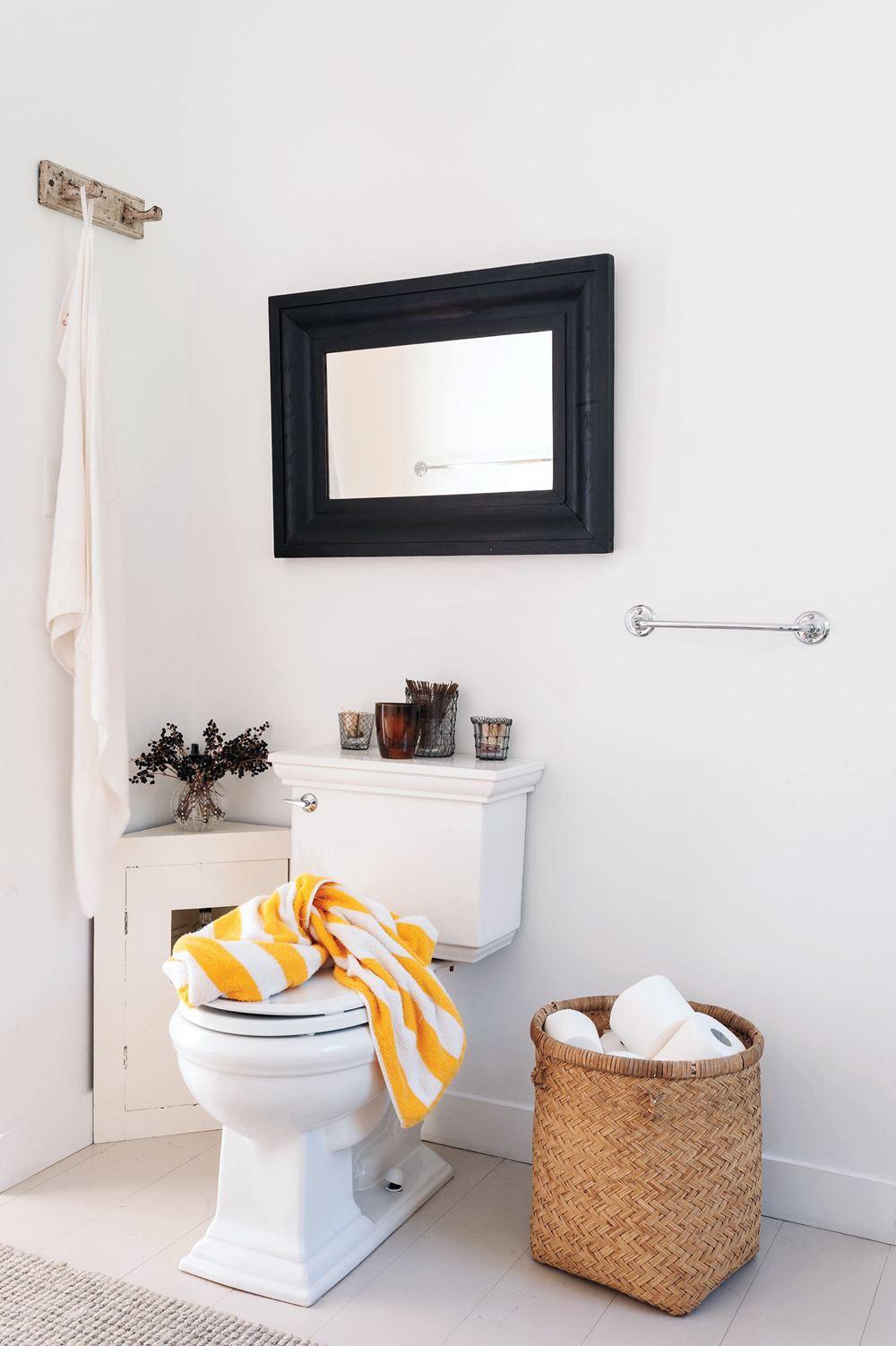 15.Toilet Paper Holder Basket