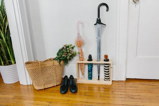 16. How To Make An Umbrella Stand
