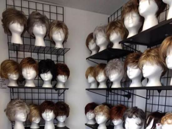 16. Using Mannequin Heads