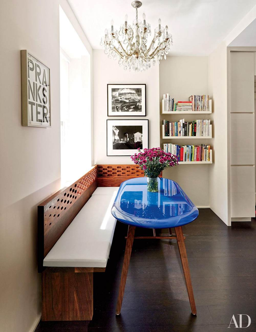 17. Elegant Breakfast Nook Ideas