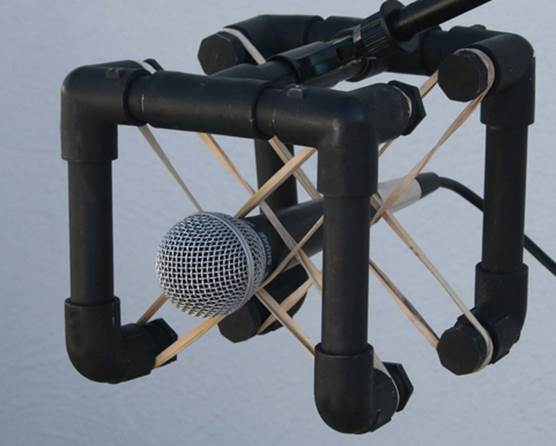 17. Mic Stand Hack