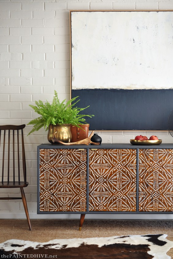 18. Transformed Sideboard Idea DIY