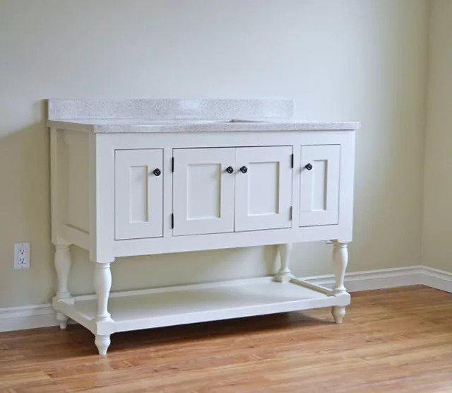 19. DIY Bathroom Cabinet