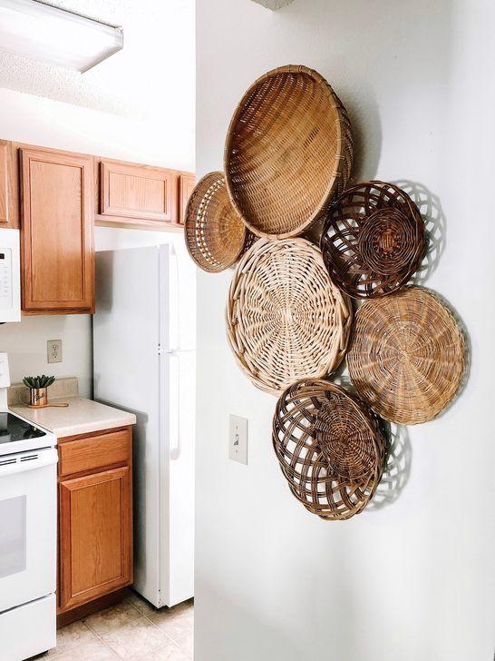 2. Basket Art