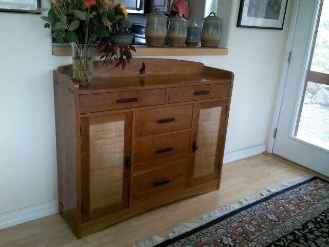2. DIY Sideboard Cabinet