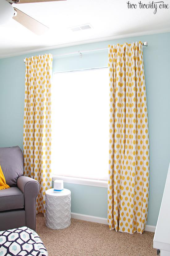2. How To Make Blackout Curtains